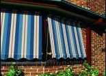 Awnings blinds and shutters